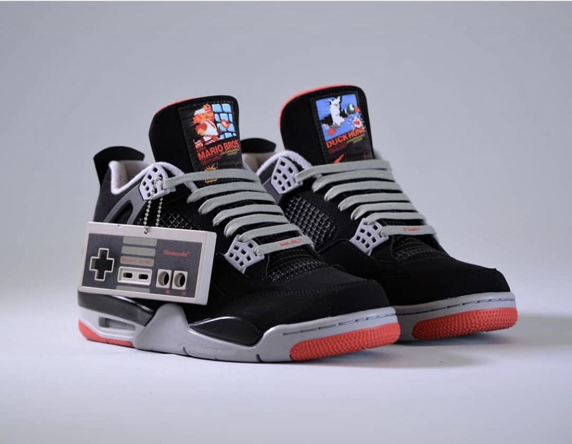 021affc3ae291e Air Jordan 4 NES