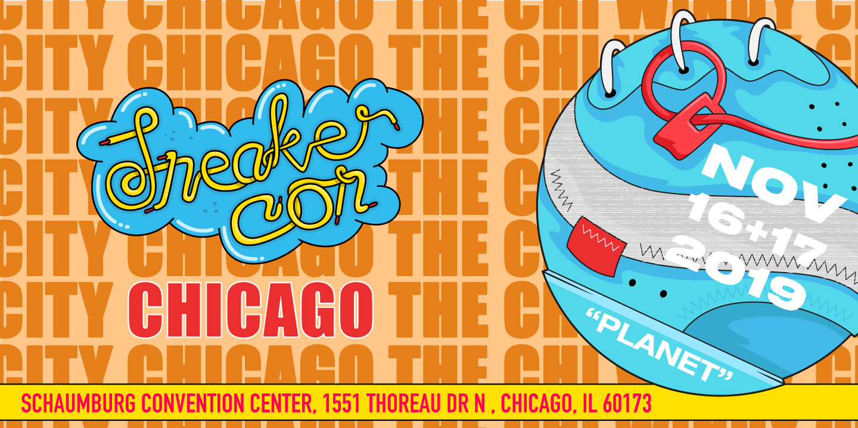 Sneaker Con Chicago